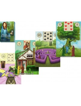 Oracle lenormand Pagan