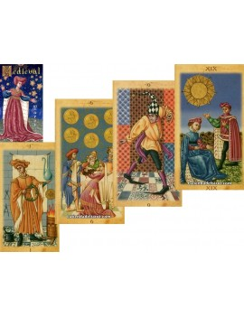 "Tarot Medieval ""Light..."