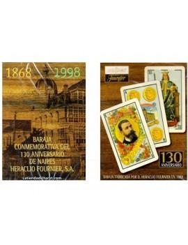 Heraclio Four Card 130th...