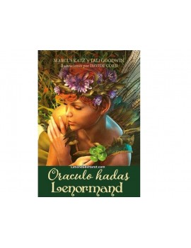 Oráculo Hadas Lenormand Pocket