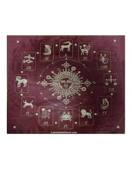 Tapete Tarot Astrológico